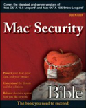 Mac Security Bible cover